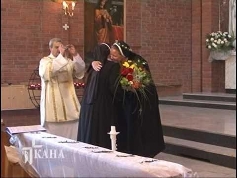 Вечные обеты сестры Марии Терезы Черенковой