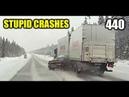 Stupid driving mistakes 440 January 2020 English subtitles