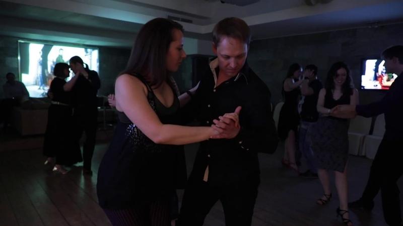 Pavel Sobiray and Dasha Elizarova Alter Ego Tango Nuevo Weekend