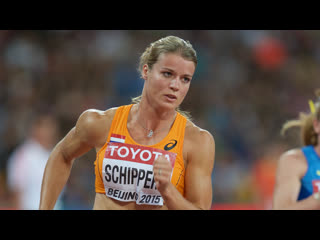 Dafne Schippers - exercise,advertising,sprint