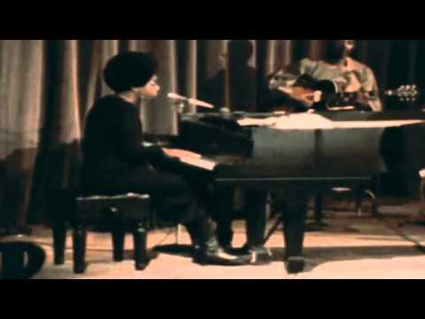 Nina Simone Emil Latimer Black Is The Color Of My True Love's Hair