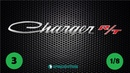 Dodge Charger R/T из фильма Форсаж, масштаб 1/8, Сборка выпуска 3, DeAgostini.