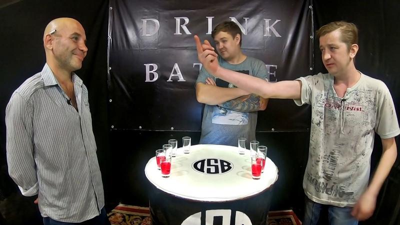 TEASER DRINK BATTLE.ПЧЁЛКА VS МАЛИНА.