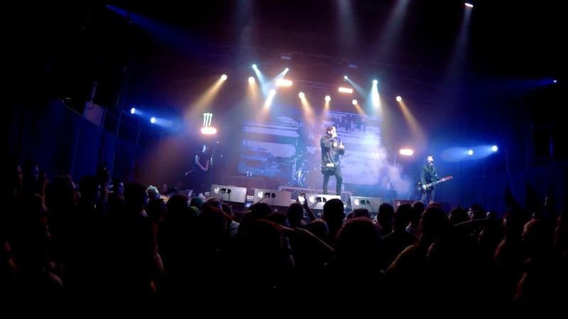 Attila Fun Speaking Fronz Kalan Prelude About That Life 2019 Live Kiev Ukraine