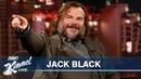 Jack Black on Turning 50 Jumanji Tenacious D Jack White