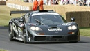 1995 McLaren F1 GTR with Open Exhaust ORGASMIC BMW V12 Engine Sounds!