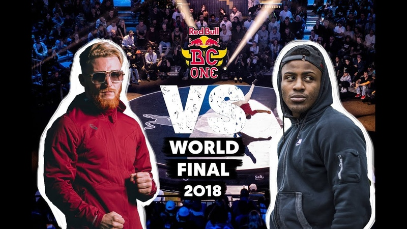 Lil Kev vs Kid Colombia Top 16 Red Bull BC One World Final 2018