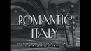 ROMANTIC ITALY 1950s TRAVELOGUE FLORENCE SAN GIMIGNANO VENICE SIENNA WINE MAKING 85894