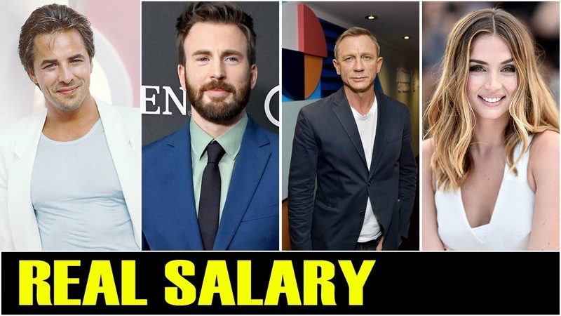 Knives Out - Real Salary of Actors