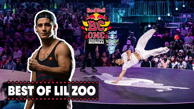 B Boy Lil Zoo All Rounds Red Bull BC One World Final 2019