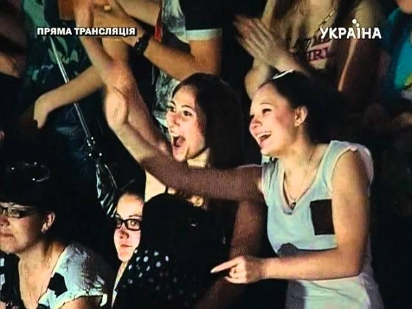 Юрий Шатунов, Донбасс-арена, 10.05.2012.avi