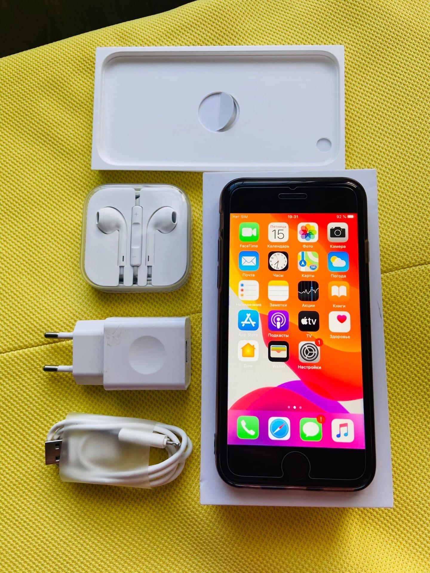 Продаю  iphone 6S на 64GB цвет Spase Gray  | Объявления Орска и Новотроицка №5107