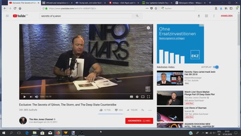 Q Anon ist ein weiterer giftiger Köder für die Wahrheitsbewegung