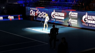 Andrey Rublev reached the final of the St. Petersburg Open 2020