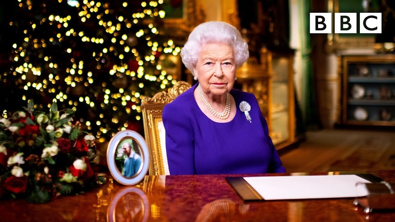 The Queen's Christmas Broadcast 2020 👑🎄 📺 BBC