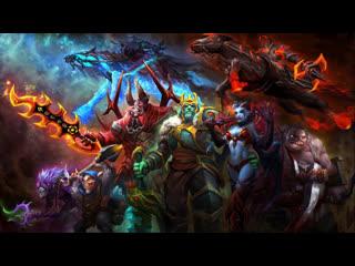 Заключительный турнир сезона, финал лиги легенд. Evil Inside vs Sons of Battle