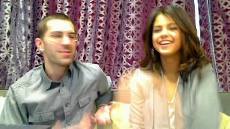 Selena Gomez Live Chat on Kiss 95.7 - March 17, 2011