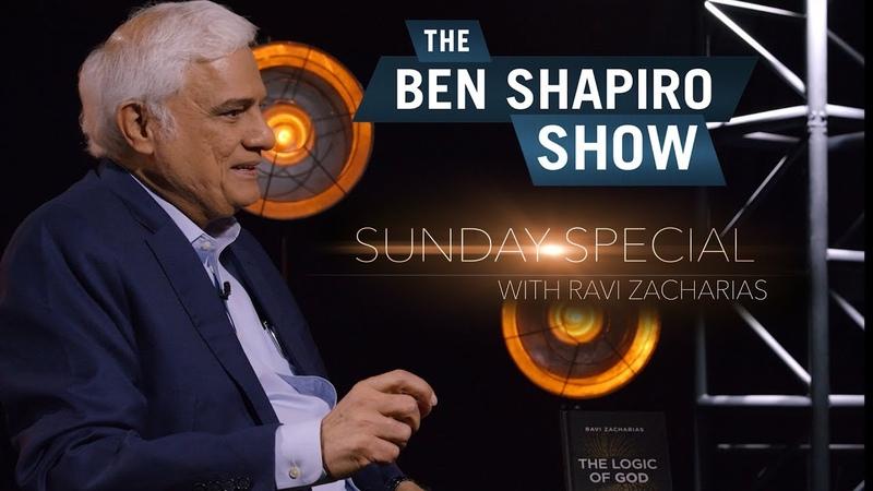Ravi Zacharias The Ben Shapiro Show Sunday Special Ep 60
