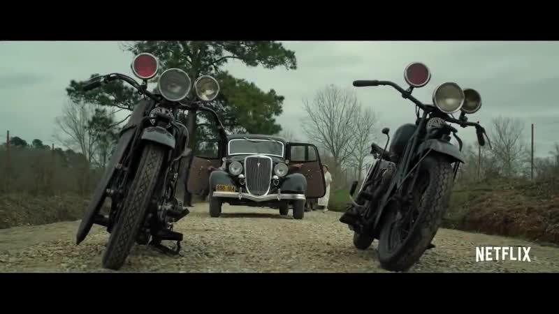 В погоне за Бонни и Клайдом (2019) Трейлер