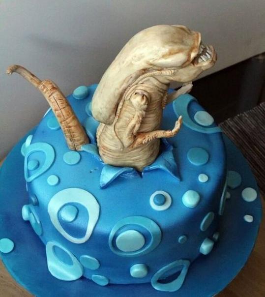 Поздравления с днем рождения инопланетян