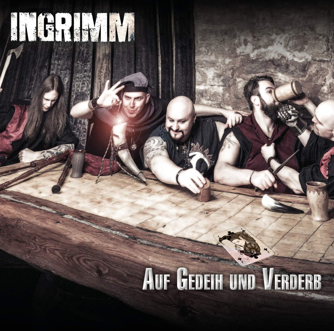 Ingrimm - Auf Gedeih Und Verderb