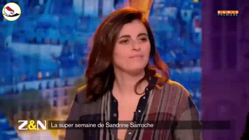 Z N - 20 fév 2020 La super semaine de Sandrine Sarroche