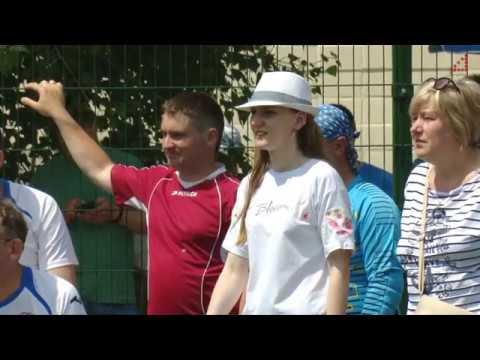 25-річчя Чернігівобленерго співробітники відзначають спортивним заходом-турніром з міні-футболу