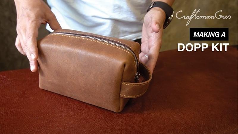 Dopp Kit LeatherAddict EP66