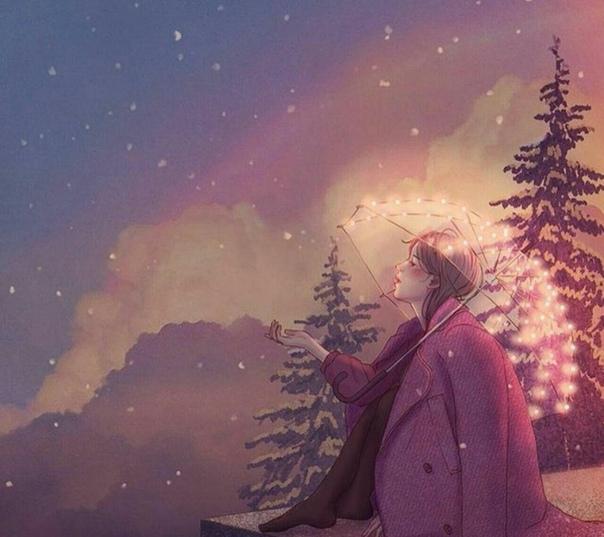 """""""Пусть то, что сегодня было твоей мечтой, завтра станет частью жизни."""""""