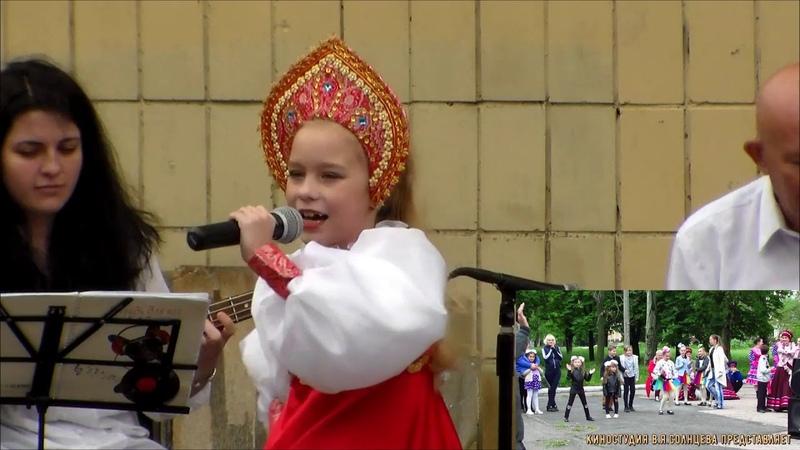 9 Мая ДК Октябрское праздничный концерт Донецк 2 часть