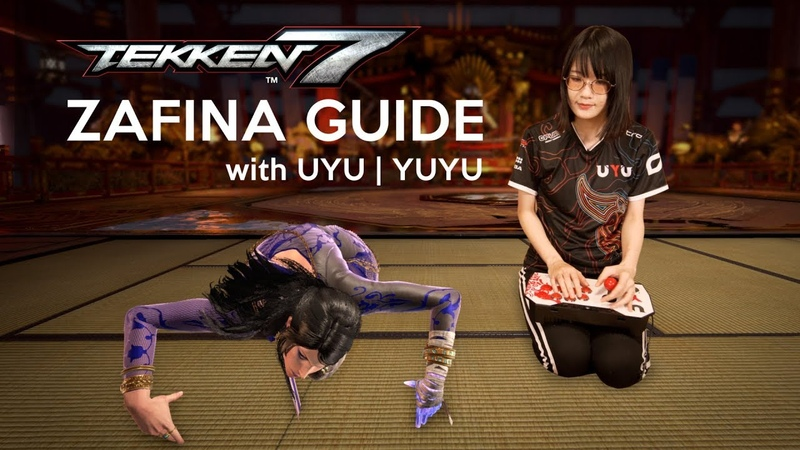 Tekken 7: Zafina Guide with UYU | YUYU