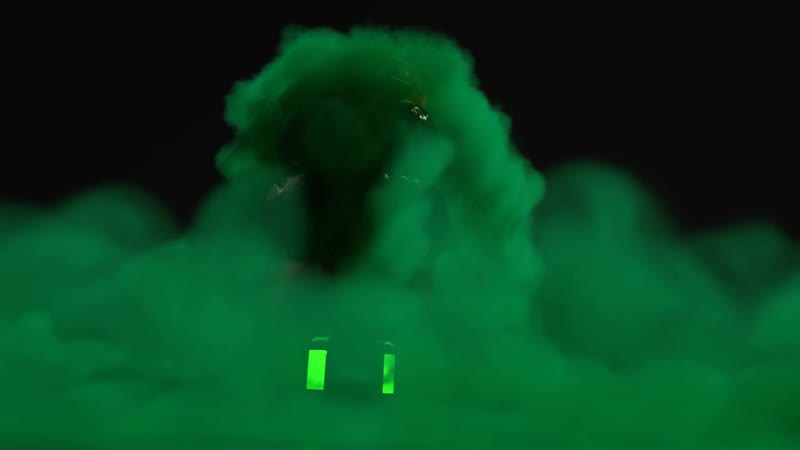 Working on some R D for smoke simulations Thought I might as well make one inspired by my main
