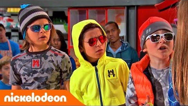 Никки Рикки Дикки и Дон 1 сезон 16 серия Nickelodeon Россия