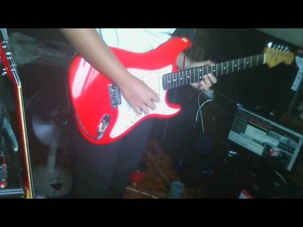 IOSYS- Homicide Moon 【Guitar cover】