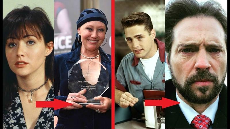 Что стало с актерами сериала Беверли Хиллз 90210 спустя 29 лет