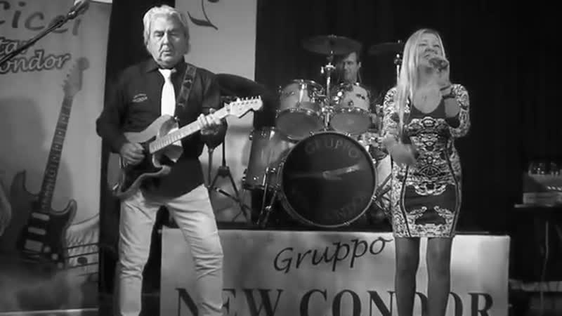 Cicci Guitar Condor Daniela - Brothers in arms - (Official Video)
