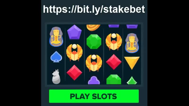 Stake Slots!