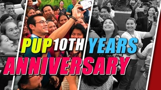 MAYOR ISKO AT PUP Celebrating 10 years of the Polytechnic University of the Philippines College