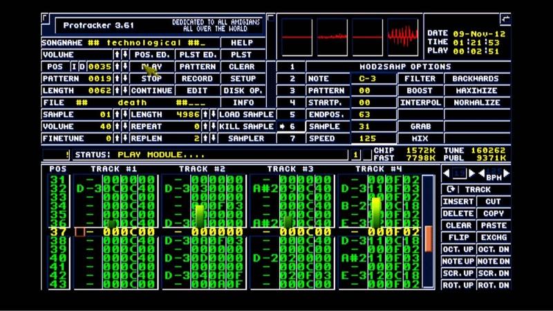 Amiga Music: Xtd Compilation 2