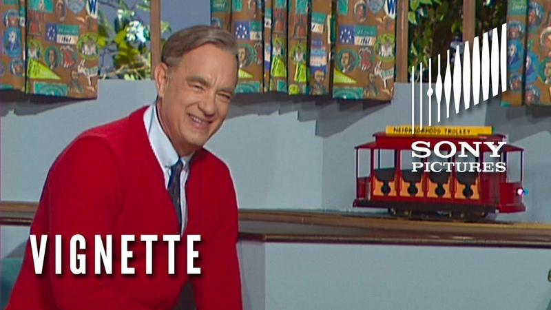 A BEAUTIFUL DAY IN THE NEIGHBORHOOD Vignette Who is Mister Rogers