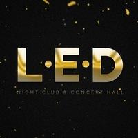 Логотип LED NIGHT CLUB & CONCERT HALL