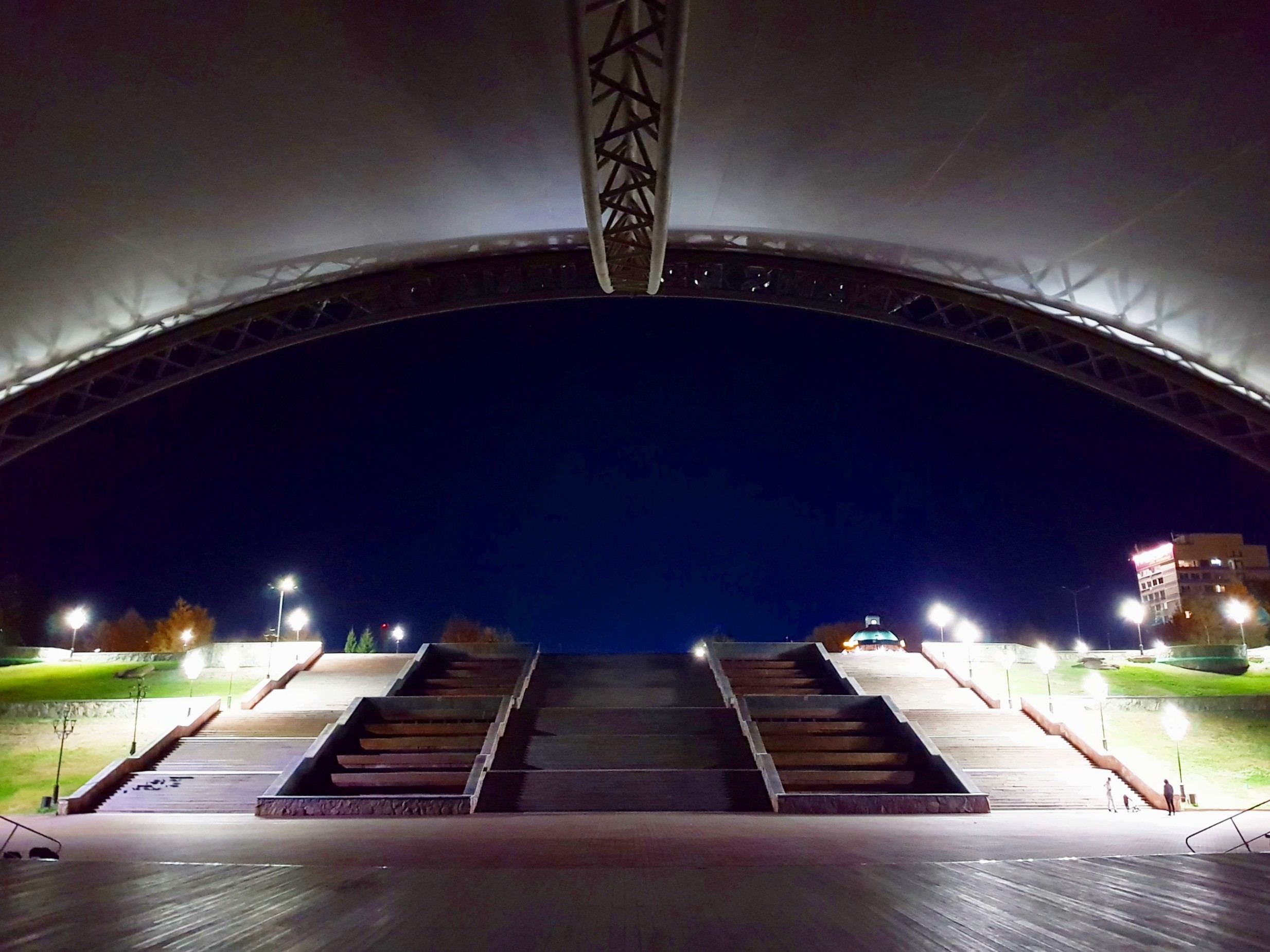 Спокойной ночи,  Павлодар!