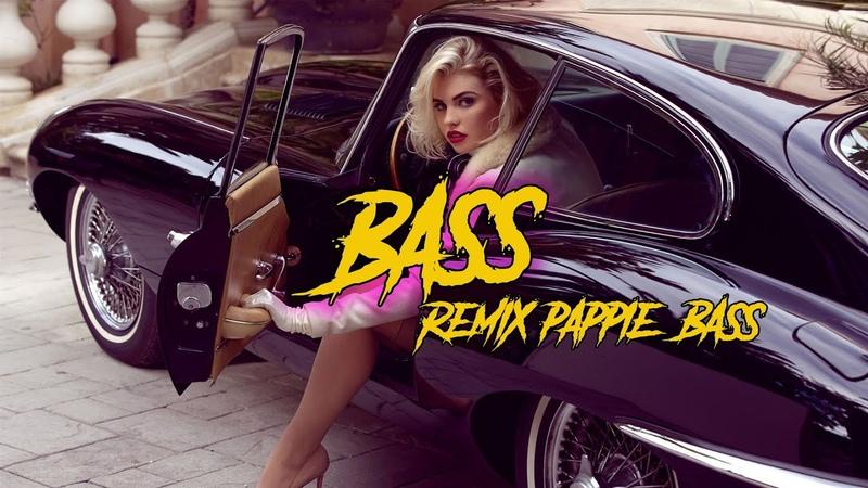 Pappie Bass Remix Sia Chandelier Музыка в Машину 2020 Качает Классная Музыка 2020 🔥🔥🔥