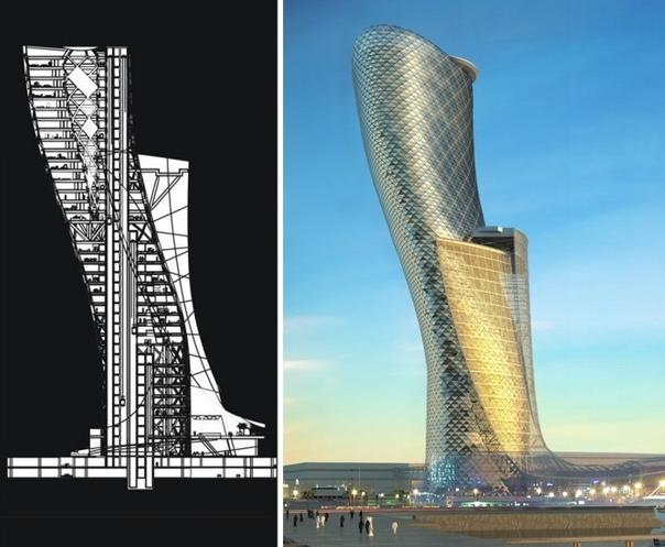 Вопреки законам притяжения: как удалось построить небоскреб под таким углом Многие страны Азии стремятся построить в своих городах нечто возвышенное и впечатляющее, например, небоскребы. В