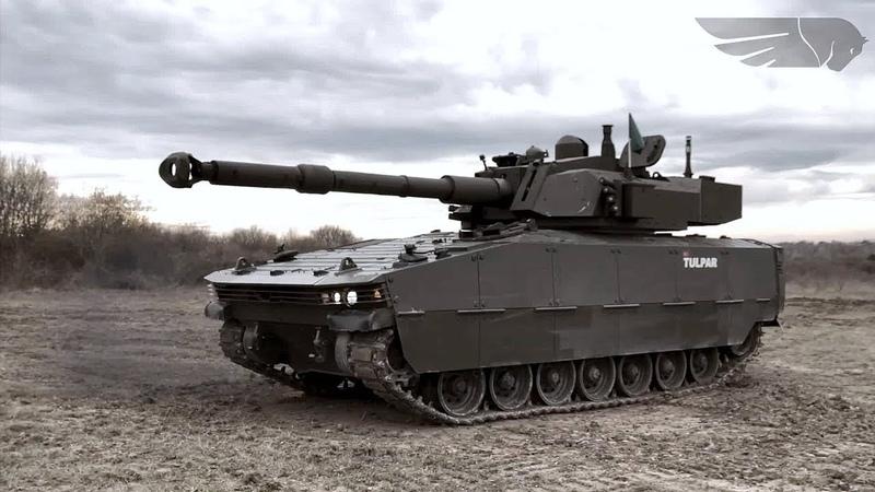 OTOKAR | TULPAR | ARMA 8X8 6X6 Zırhlı Araçları