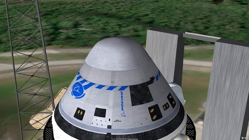 Atlas V Starliner OFT Mission Profile