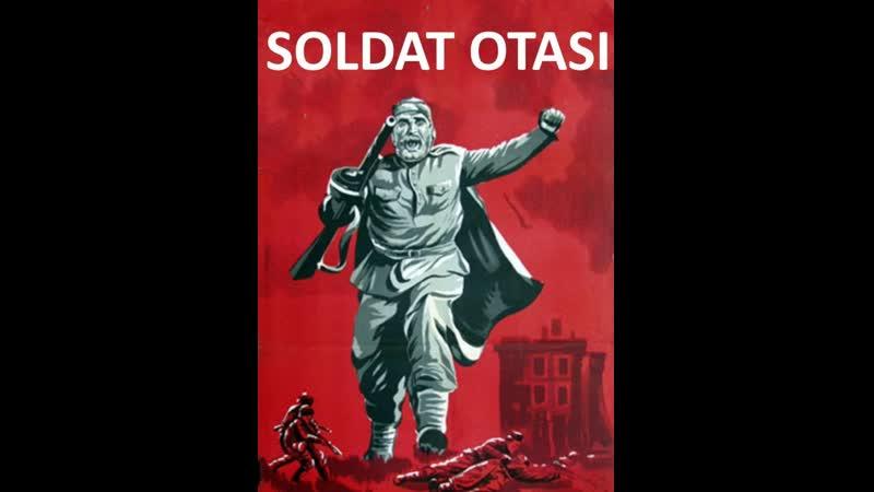 Soldat otasi Uzbek tilida 1964 O'zbekcha tarjima kino HD