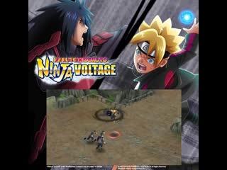 NARUTO X BORUTO Ninja Voltage - Naruto Uzumaki (Six Paths Sage Mode) Gameplay Video!