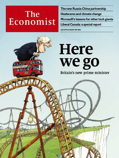 The Economist USA 07.27.2019