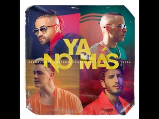Nacho, Yandel, Joey Montana & Sebastián Yatra - Ya No Más